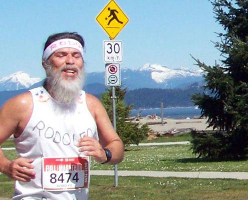60 maratonas aos 60 anos Viver Agora
