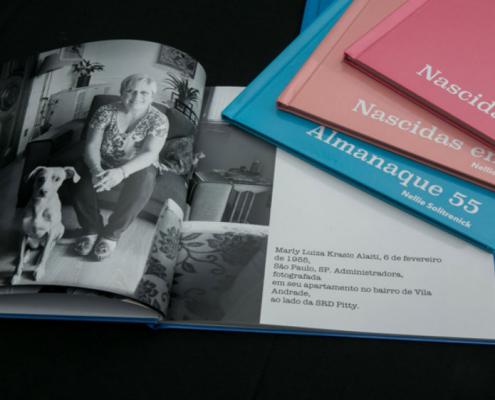 Fotógrafa retrata mulheres nascidas em 1955 Viver Agora