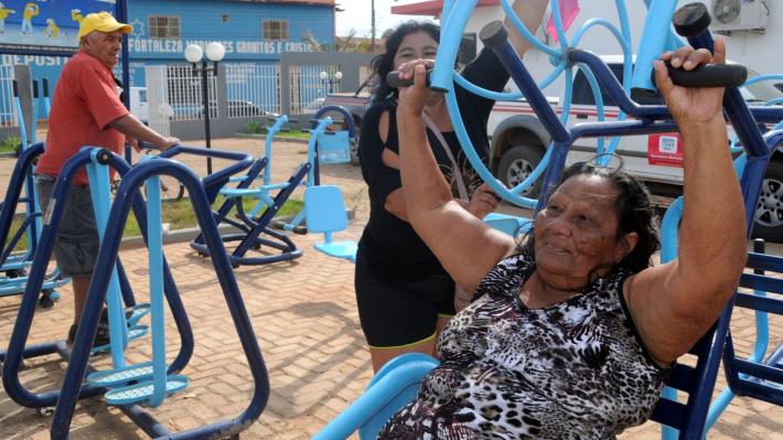 Pesquisa mostra que brasileiro busca a longevidade saudável Viver Agora