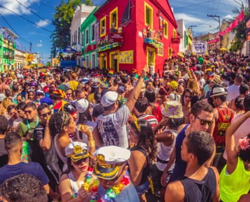 Nesse Carnaval prevenção é nota 10! Viver Agora