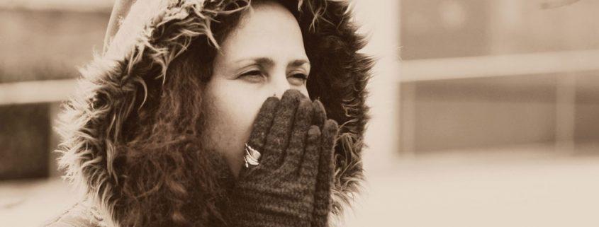 Ai que frio