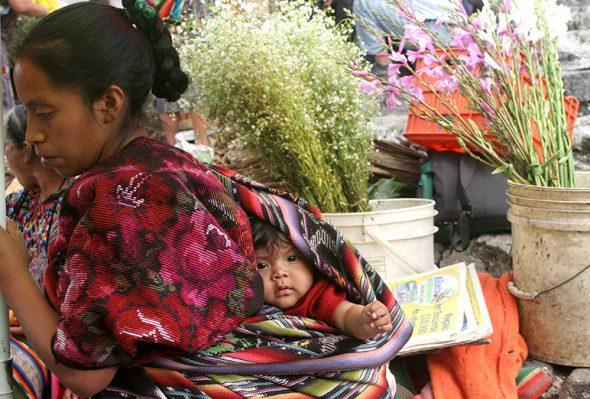Viver Agora - Na Guatemala, a feira indígena mais vibrante do mundo.