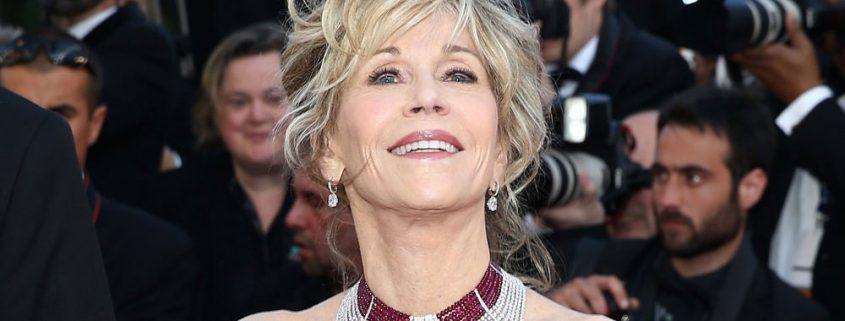 Poderosos 50+: Jane Fonda é inspiração aos 79 anos
