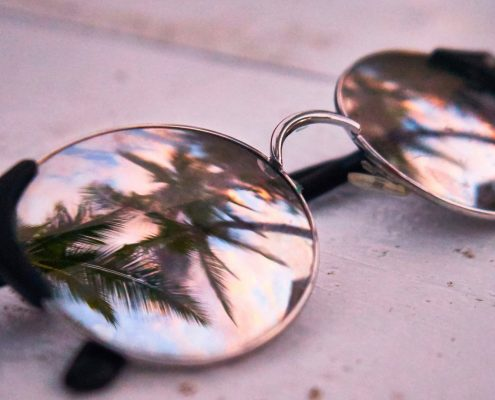 Os óculos