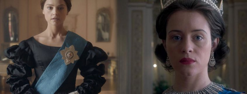 Rainhas na TV: séries biográficas e encantadoras
