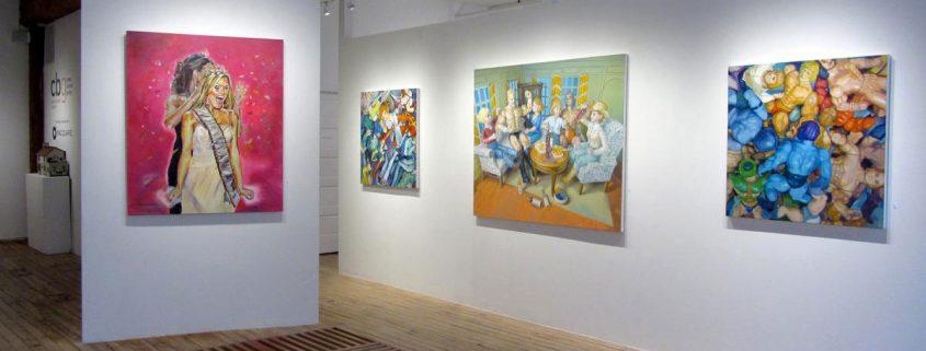 Galeria de arte em NY: apenas para 60+