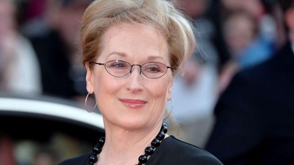 Poderosos 50+: Meryl Streep
