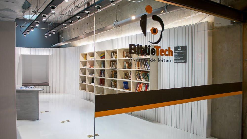 Bibliotech: um espaço 100% inclusivo