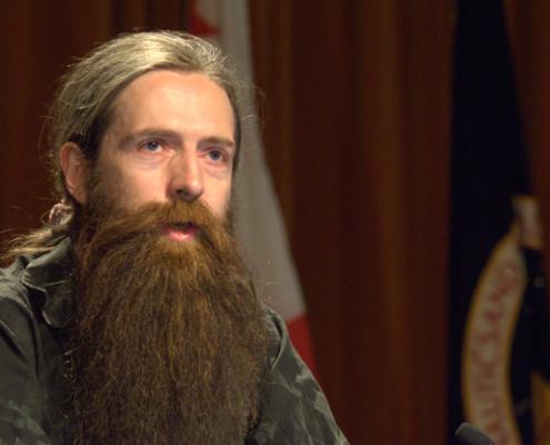 Aubrey de Grey diz que podemos evitar envelhecer Viver Agora