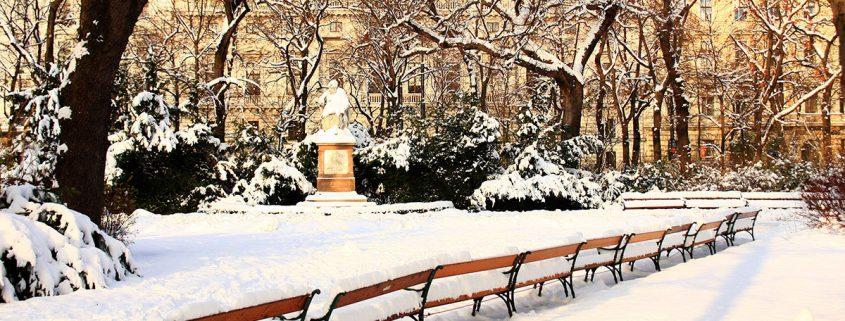 Natal e Viena combinam mais do que se imagina
